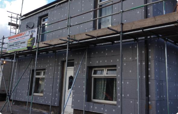 External Wall Insulation & Rendering Burton on Trent